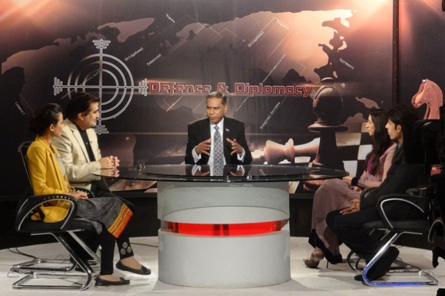 "PTV Talk Show Features Alumni of ""Art for Social Change"" Exchange"