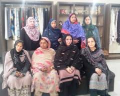 Participants of Crafts Bazaar developed linkages with professionals from the Khyber Pakhtunkhwa Women Entrepreneurship Center