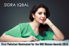 IVLP Alumna Sidra Iqbal first Pakistani to be nominated for the GR8 Women Awards in Dubai