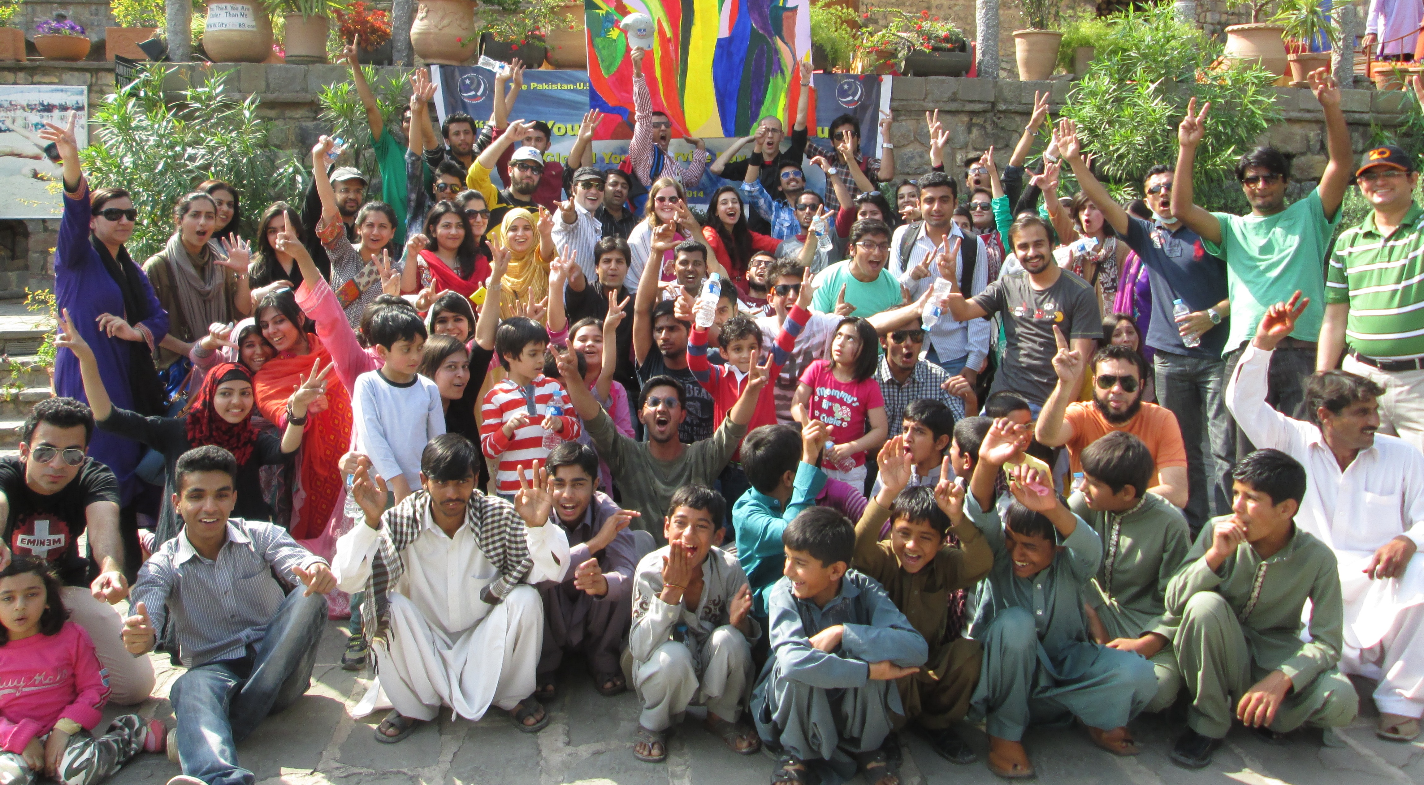 Alumni Lead Volunteerism Events Across Pakistan for Global Youth Service Day