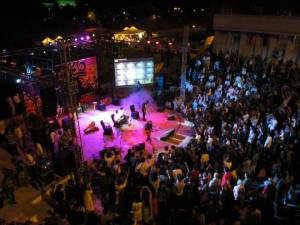 Music Mela performances energize audiences.