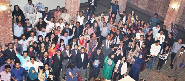 Participants of PUAN Lahore Alumni Reunion