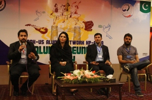 Panel discussion on Alumni Small Grants