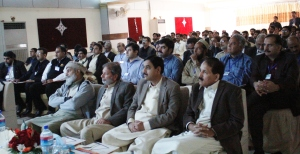 Audience at the Seed Technology Workshop