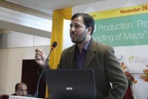 Fulbright Alumnus Irfan Afzal