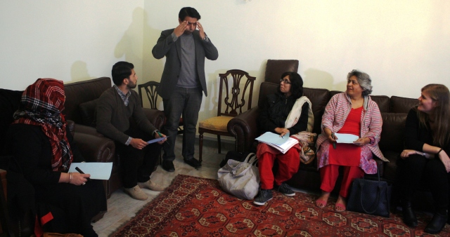 First Person: Indo-Pak Gender Session – Changing Perceptions & Stereotypes