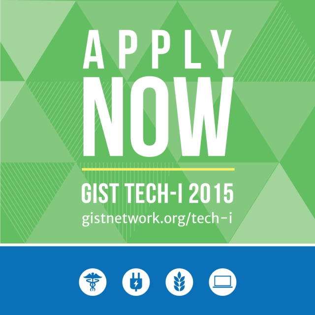 GIST Tech-I Apply Now Social media