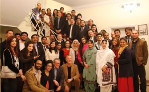 PUAN Leadership with officials from U.S Embassy Islamabad and U.S Consulates in Pakistan
