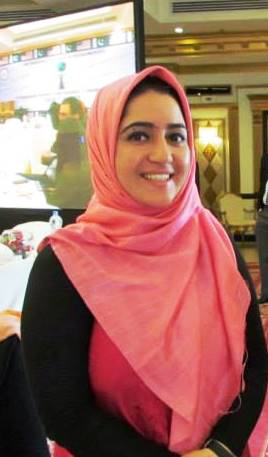 Fulbright Alumna Ashwaq Masoodi at PUAN's International Women Empowerment Conference