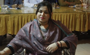 MIUSA Exchange Women with Disability Training Alumna Anna Iqbal Bhatti