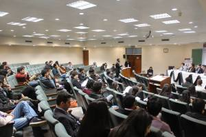 Audience at the LUMS Moot